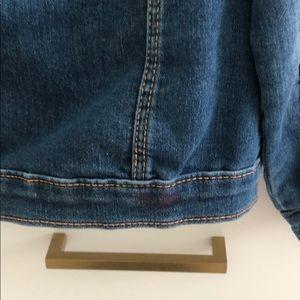 GAP Jackets & Coats - Gap blue jean jacket girls size 4T